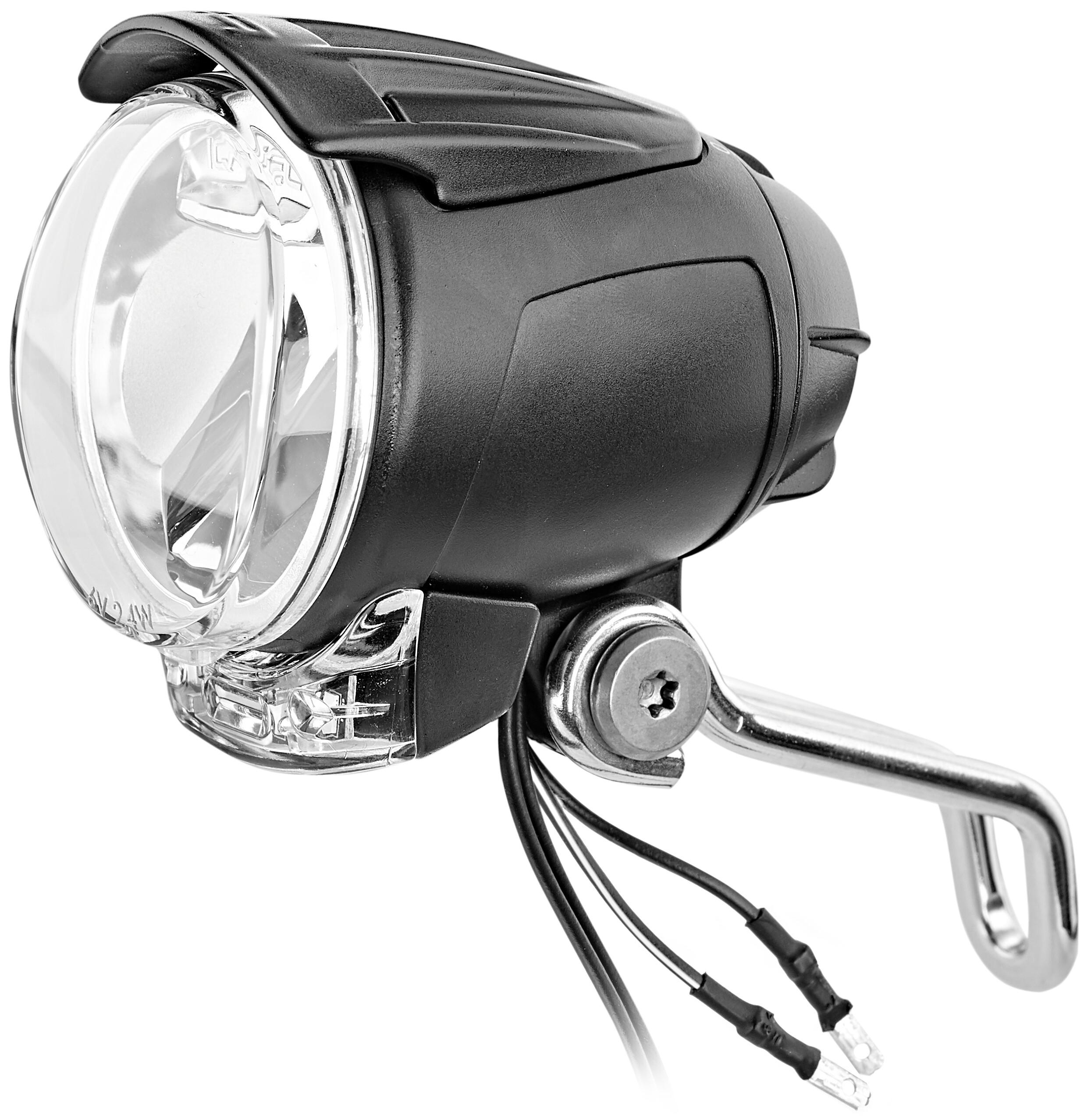 Busch Müller Holder Headlight//Handlebar IXON for all Ø Bicycle Lamp Light